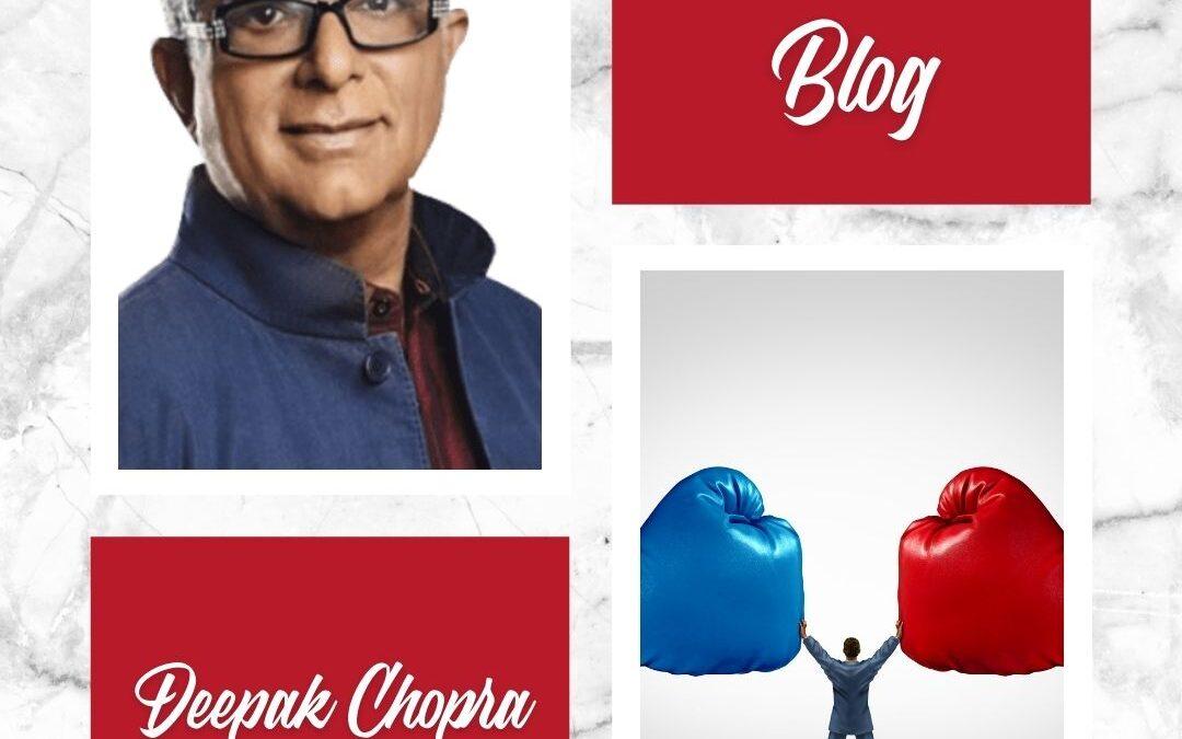 Deepak Chopra, Mediator